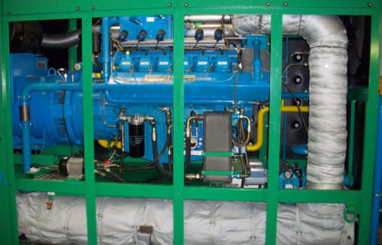 Natural Gas, Landfill Gas and Biogas Applications